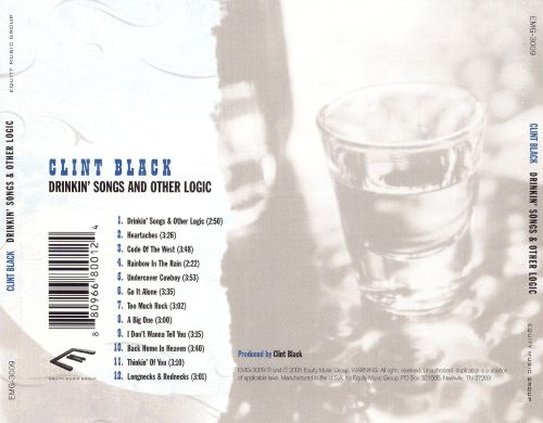 Drinkin' Songs & Other Logic