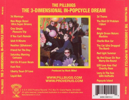 3-Dimensional In-Popcycle Dream