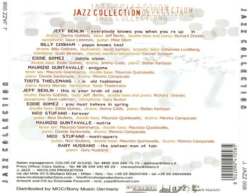 The Jazz Collection [Nicolosi]