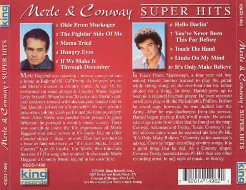 Super Hits [Haggard/Twitty]