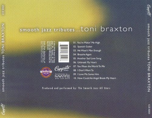 Smooth Jazz Tributes Toni Braxton
