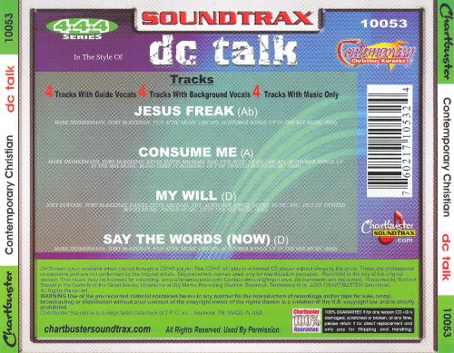 Chartbuster Karaoke: Contemporary Christian DC Talk
