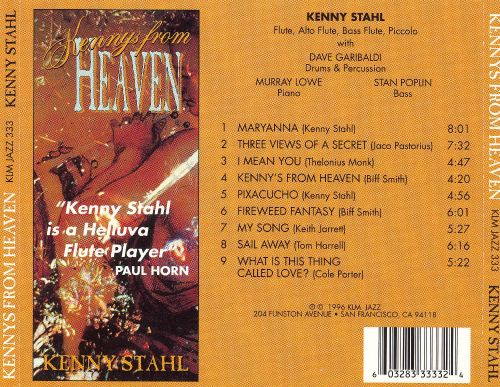 Kenny's from Heaven