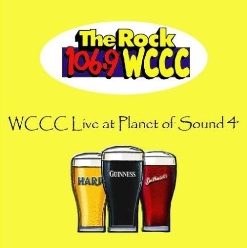 WCCC Live at Planet of Sound, Vol. 4 [f.y.e. Exclusive]