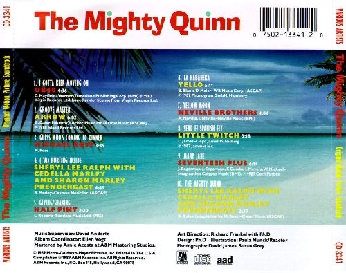 The Mighty Quinn [Original Soundtrack]