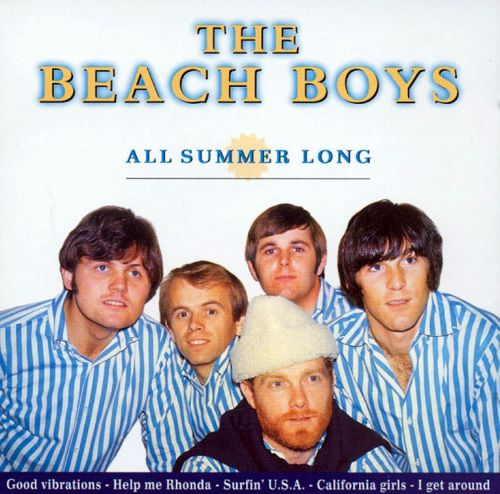 All Summer Long Compilation - The Beach Boys  Songs, Reviews, Credits  Allmusic-4610