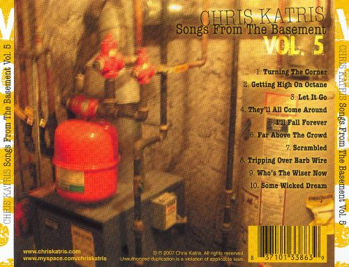 Songs from the Basement, Vol.5