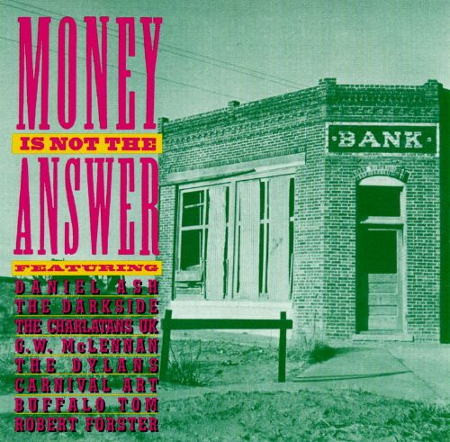 Money Is Not the Answer