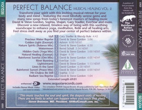 Perfect Balance: Musical Healing, Vol. 2