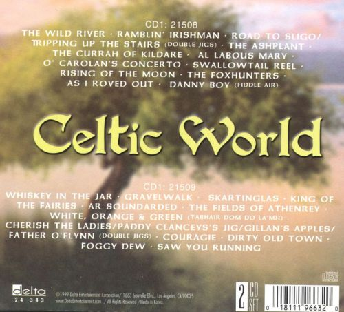 Celtic World, Vol. 1 & 2
