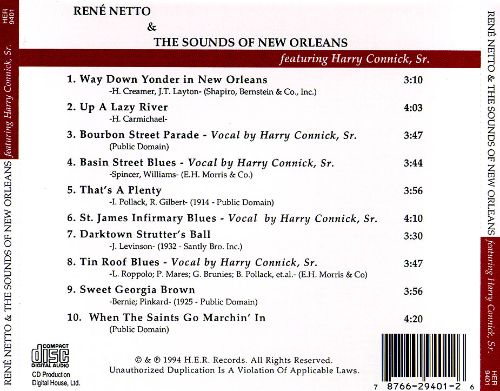 Sounds of New Orleans