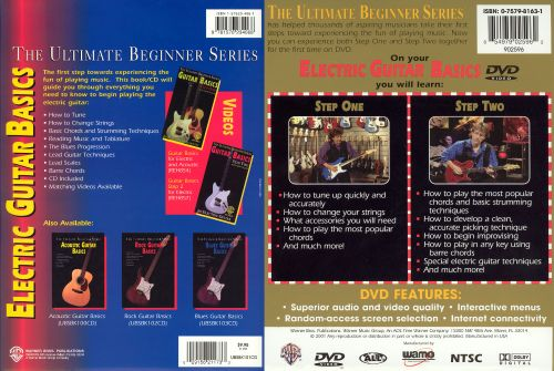Electric Guitar Basics [CD & DVD]