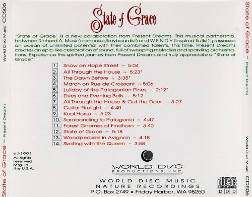 State of Grace [1991]