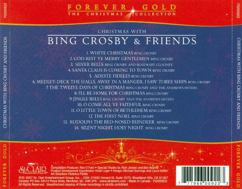 Christmas with Bing Crosby and Friends