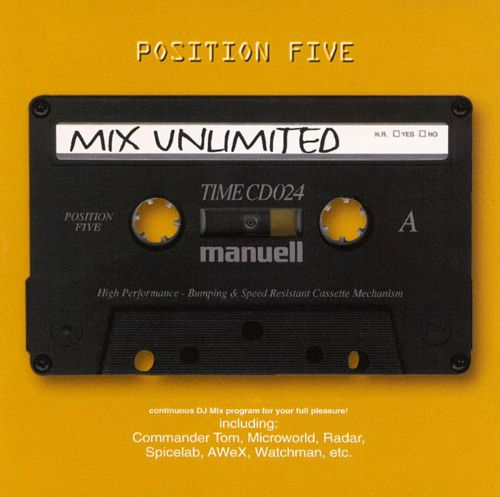 Mix Unlimited, Vol. 5