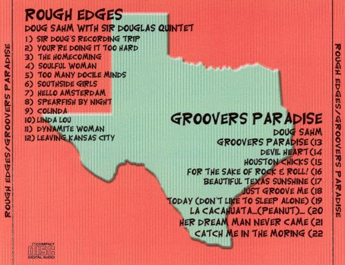 Rough Edges/Groovers Paradise