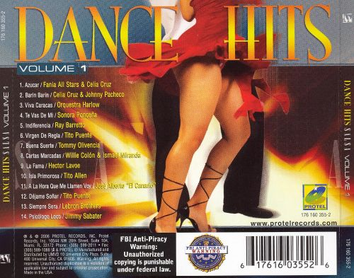 Dance Hits Salsa, Vol. 1