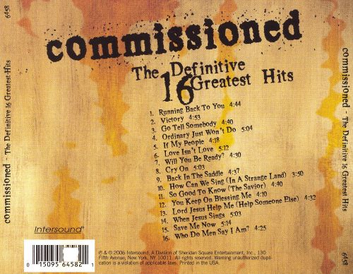 The Definitive 16 Greatest Hits