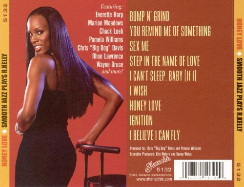 Honey Love: Smooth Jazz Plays R. Kelly