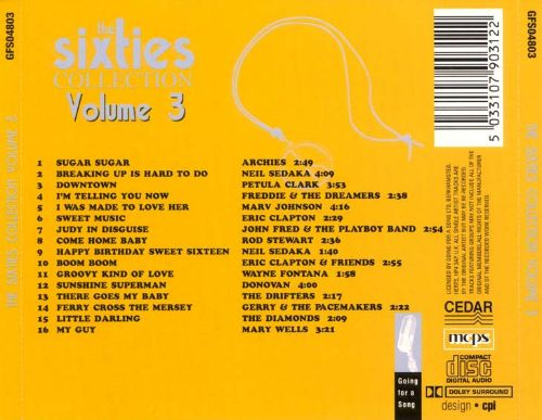 Sixties Collection, Vol. 3