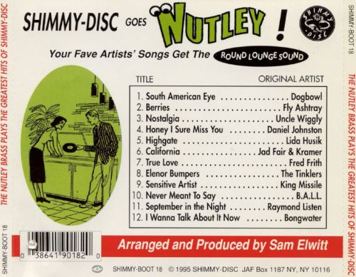 Greatest Hits of Shimmy Disc