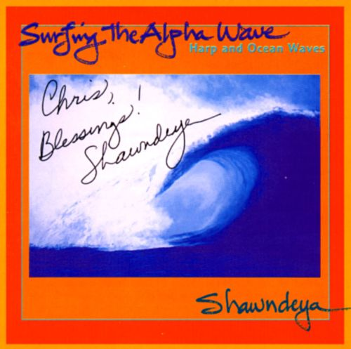 Surfing the Alpha Wave