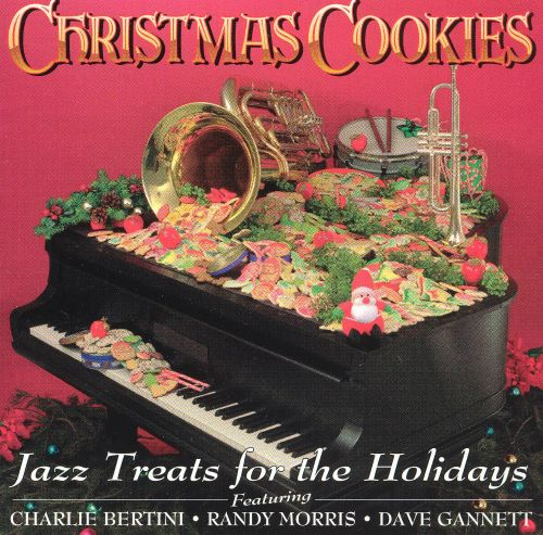 Christmas Cookies: Jazz Treats for the Holidays [Arbors]