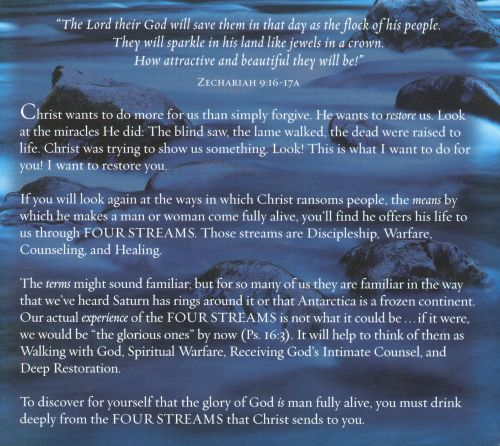 The Four Streams: How Christ Heals Our Hearts