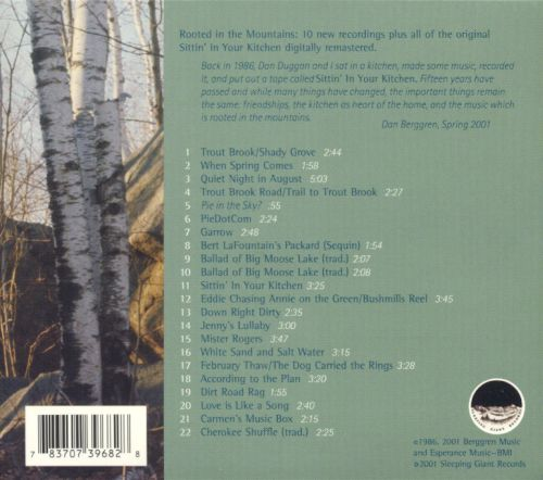 Rooted in the Mountains: Traditional and Original Music from the Adirondacks