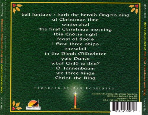 dan fogelberg first christmas morning - Dan Fogelberg Christmas Song