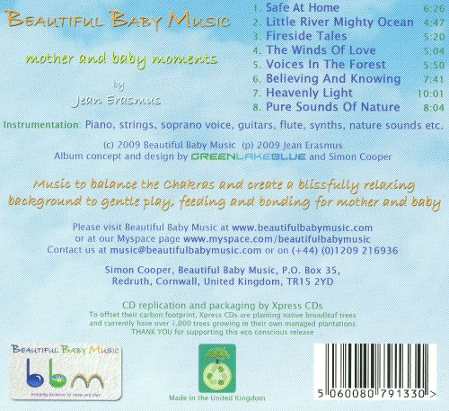Beautiful Baby Music: Mother and Baby Moments