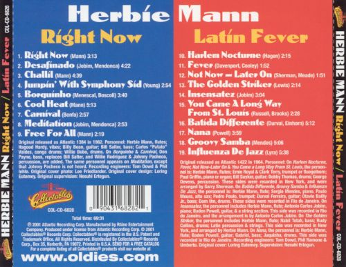 Right Now/Latin Fever