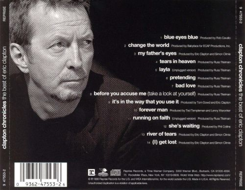 clapton chronicles the best of eric clapton eric clapton songs reviews credits allmusic. Black Bedroom Furniture Sets. Home Design Ideas
