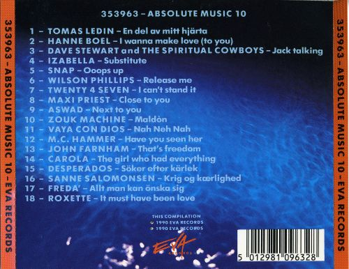 Absolute Music, Vol. 10