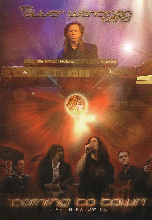 Coming to Town: Live in Katowice [DVD/CD]