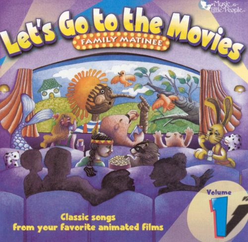 Family Matinee: Let's Go to the Movies, Vol. 1