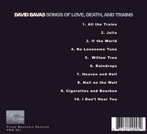 Songs Of Love, Death and Trains