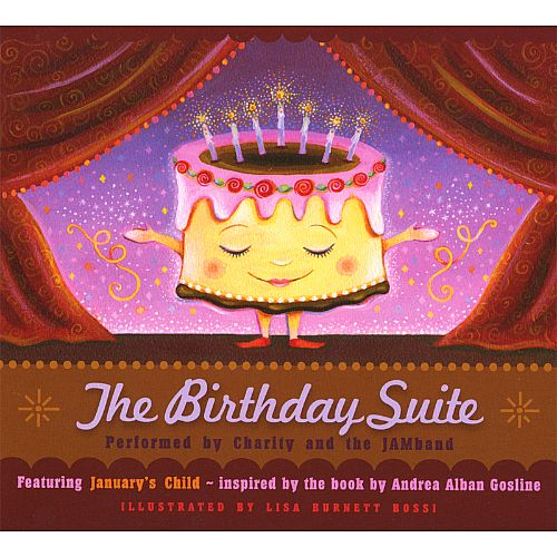 Charity and the Jamband: The Birthday Suite