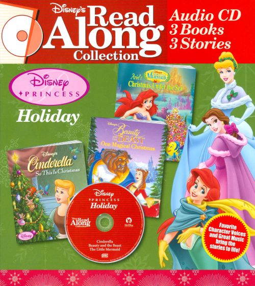Princess Holiday: Cinderella - So This Is Christmas/Beauty & The Beast One Magical Chri
