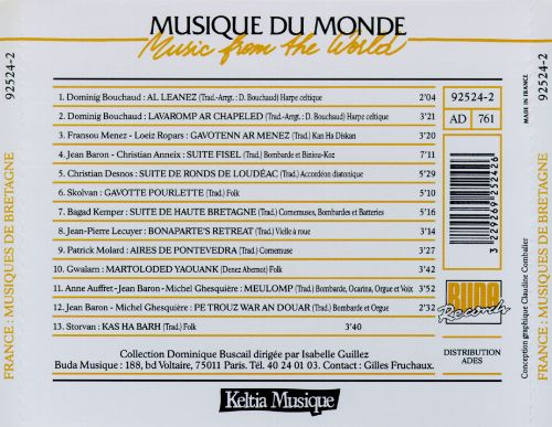 Keltia: Music from Brittany