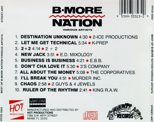The Best of B-More Nation
