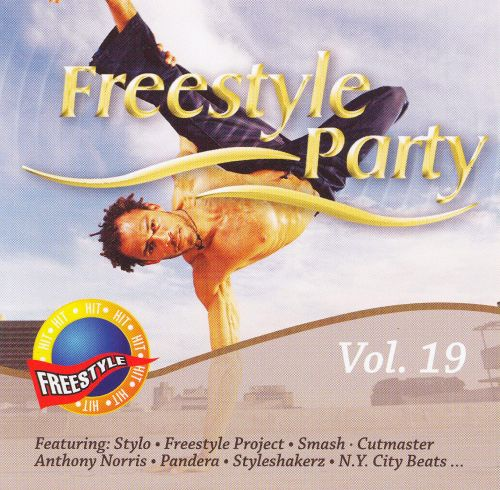 Freestyle Party, Vol. 19