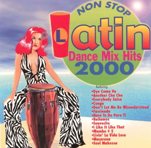 Latin Dance Mix Hits 2000
