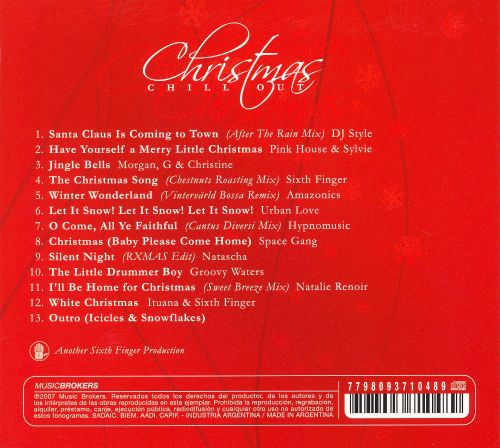 christmas chill out music brokers - Christmas Chill