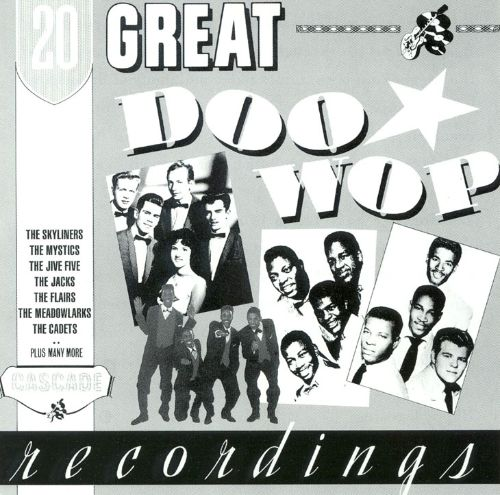 20 Great Doo Wop Recordings