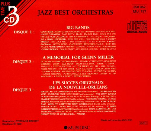 Jazz Best Orchestra