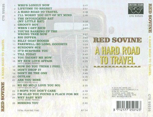 A Hard Road to Travel: 26 Early Recordings