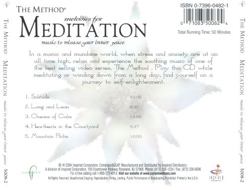 The Method: Melodies for Meditation