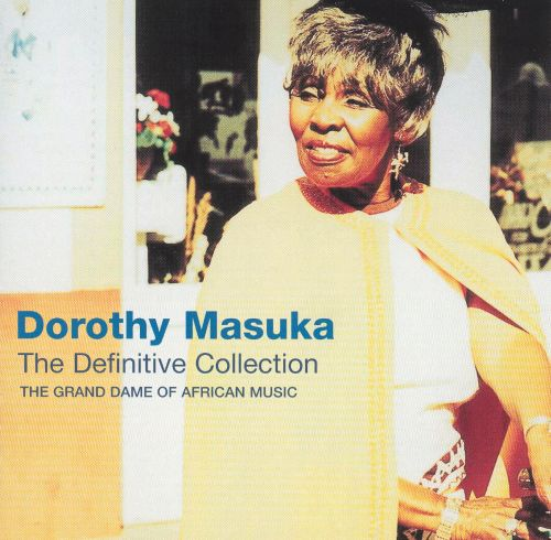 The Definitive Collection: The Grand Dame of African Music