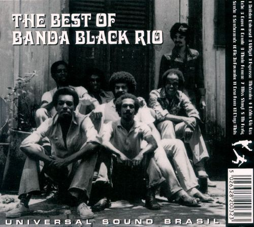 Best of Banda Black Rio